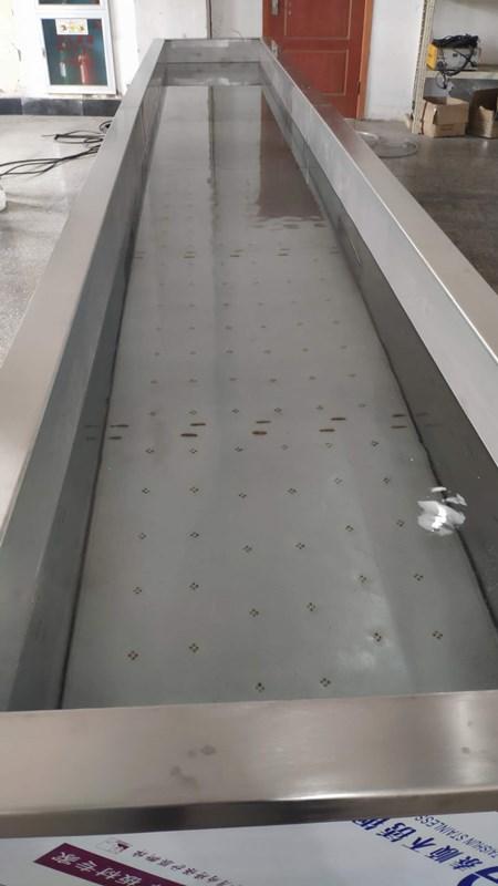 加长型管材型材超声波清洗机